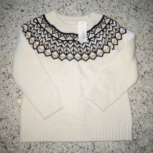 NWT Gymboree sweater- size 3t